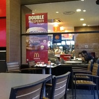 Photo taken at McDonald's / McCafé by Erika Q. on 2/8/2013