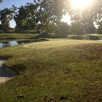 Photo taken at Draper Valley Golf Club by Mac S. on 10/19/2012