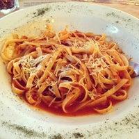 Photo taken at Balthazar Pizza Gourmet by Julian C. on 3/24/2014
