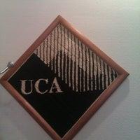 Photo taken at UCA by Asel' U. on 10/18/2012