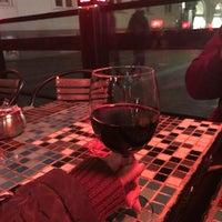 Photo taken at Café Mezo by Parastoo M. on 4/21/2017