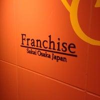 Photo taken at Franchise by cyori on 4/6/2013