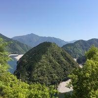 Photo taken at 小川口乗船場 by cyori on 4/21/2018