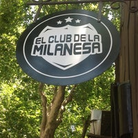 Photo taken at El Club de la Milanesa by Lucho S. on 1/9/2013