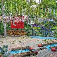8/17/2018 tarihinde 'Sevinç J.ziyaretçi tarafından Polonezköy Cam Sanat Merkezi'de çekilen fotoğraf