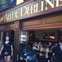 Photo taken at Aulde Dubliner by Paul L. on 9/6/2016