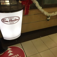 Photo taken at Tim Hortons by Paul L. on 12/27/2016