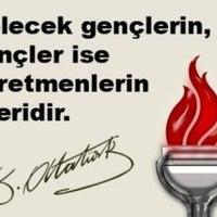 Photo taken at ali cevat özyurt ilkokulu by Çiğdem A. on 11/24/2017