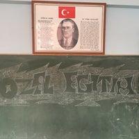 Photo taken at ali cevat özyurt ilkokulu by Çiğdem A. on 11/1/2017