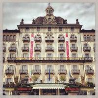 Foto scattata a Grand Hotel Des Iles Borromees Stresa da Phoebus I. il 4/22/2013