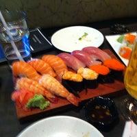 Photo taken at Oyama Sushi by Oleg S. on 5/4/2013
