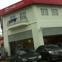 Photo taken at CIMB Bank by T-burn D. on 2/5/2013