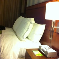 Photo taken at Courtyard by Marriott Seattle Downtown/Pioneer Square by Binsar S. on 1/24/2013