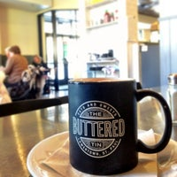 Photo taken at The Buttered Tin by blinkin _. on 1/28/2014