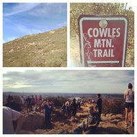 Photo prise au Cowles Mountain Summit par Johnna D. le2/16/2013
