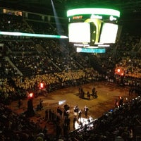 Photo taken at Matthew Knight Arena by Ahsan A. on 11/17/2012