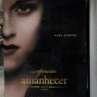 Photo taken at Moviecom Cinemas by Roberta Cristine S. on 11/19/2012