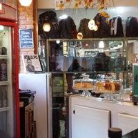 Photo taken at Art Café by Sergio T. on 10/25/2013