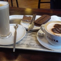 Photo taken at Costa Coffee by Greg Alli M. on 5/11/2013