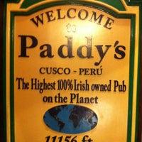 Foto tomada en Paddy Flaherty's Irish Pub por Fabio B. el 12/16/2012
