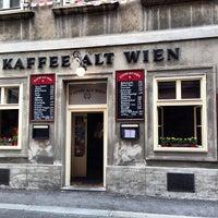Photo taken at Kaffee Alt Wien by Nils R. on 9/15/2013