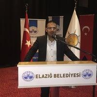 Photo taken at Elazığ Belediyesi Kültür Merkezi by Mehmet D. on 5/12/2016