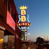 Photo taken at B.B. King's Blues Club by Jose luis R. on 3/27/2013
