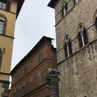 Photo taken at Piazza Tolomei by Clotilde G. on 4/4/2018