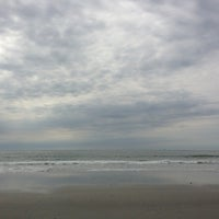 Photo taken at 40th Street Beach by Alicia on 5/18/2013