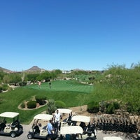 Photo taken at Troon North Golf Club by Samit P. on 4/18/2013