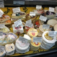 Photo taken at Monsieur Marcel Gourmet Market by James W. on 6/23/2013