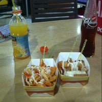 Photo taken at MTC Food Court by Sherly J. on 12/19/2014