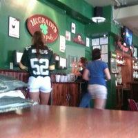 Photo taken at McGrady's Irish Pub by Konstantinos T. on 10/14/2012