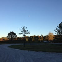 Photo taken at Thousand Trails Campground by Mary C. on 10/15/2013