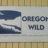 Photo taken at Oregon Wild by Thomas P. on 3/4/2013
