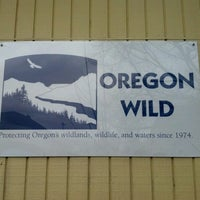 Photo taken at Oregon Wild by Thomas P. on 3/1/2013
