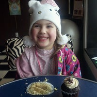 Photo taken at The Divine Cupcake by Thomas P. on 3/5/2013