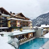 Das Foto wurde bei Hotel Engel Tyrol von Thomas C. am 2/6/2017 aufgenommen