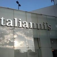 Photo taken at Italianni's Pasta, Pizza & Vino by William B. on 1/1/2013