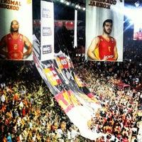 Photo taken at Abdi İpekçi Arena by Serdar on 6/16/2013