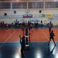 Photo taken at Κατσάνειο by Iraklis T. on 2/5/2014