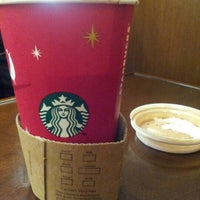 Photo taken at Starbucks by HJ A. on 12/21/2012
