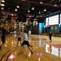Photo taken at The College Basketball Experience by Mr. E. on 10/19/2012