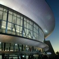 Photo taken at Auditorio Telmex by Adrian E. on 10/25/2012