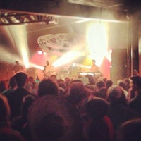 Photo taken at The Cannery Ballroom by Andrew M. on 11/1/2012