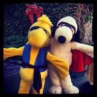 Photo taken at Camp Snoopy by Joel T. on 10/7/2012