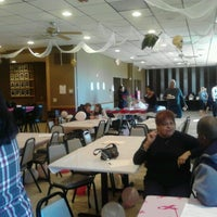 Photo taken at Eagles Club 2228 by Nik A. on 10/28/2012