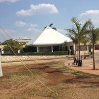 Photo taken at Secretaria de Turismo de Campeche by Genaro P. on 4/18/2013