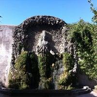 Photo taken at Villa d'Este by Kseniya on 10/20/2012