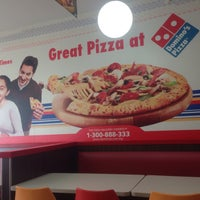 Photo taken at Domino's Pizza by Idham K. on 8/19/2016